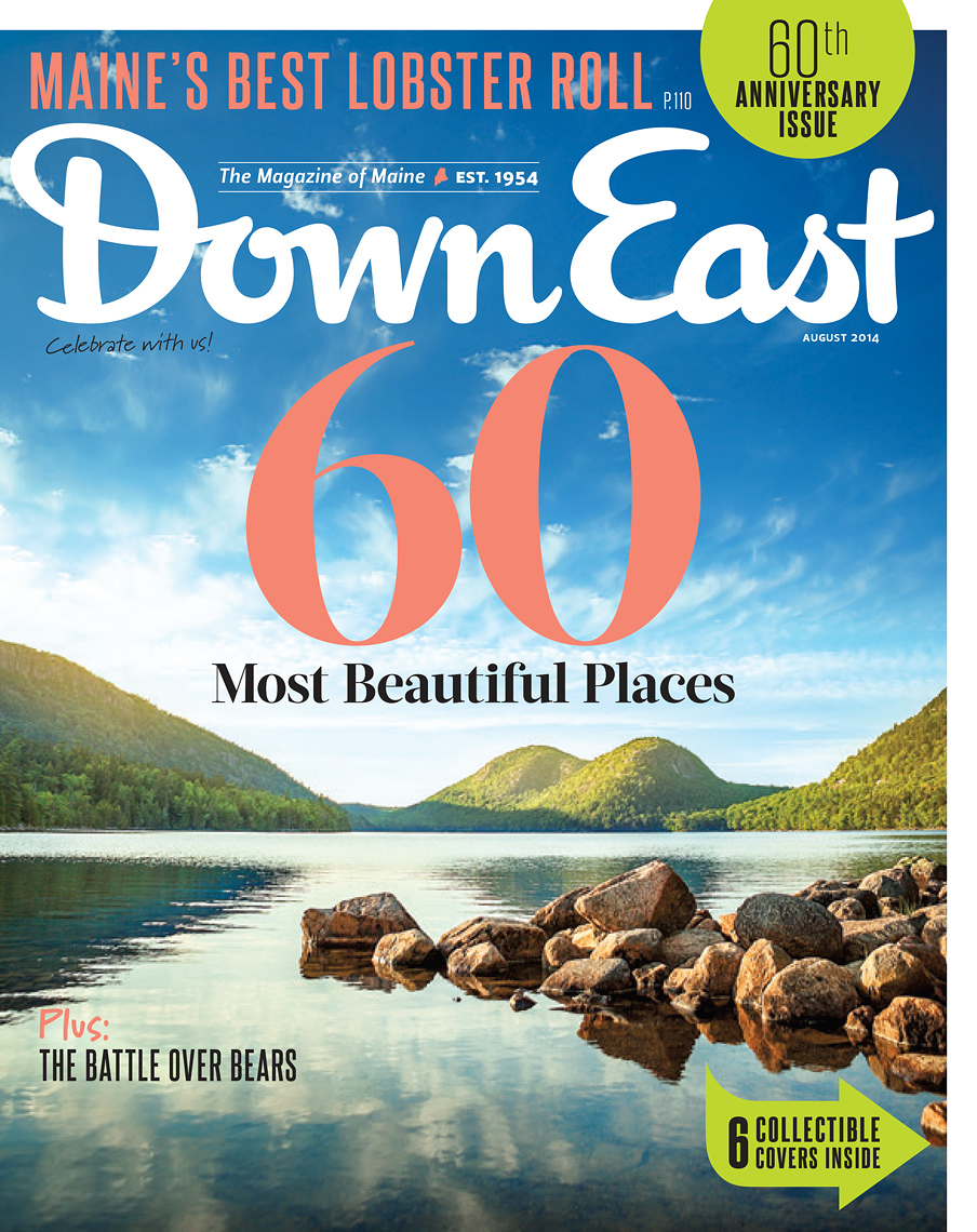 DownEast Magazine Cover Feature