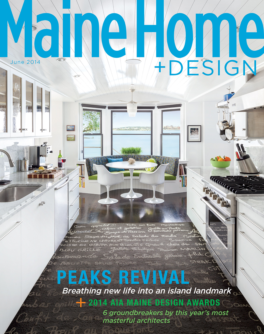 Maine Home and Design Editorial