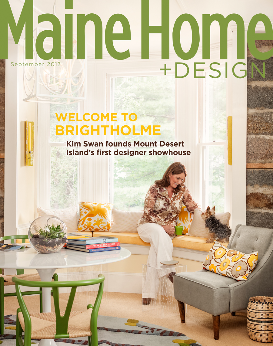 Maine Home and Design Cover