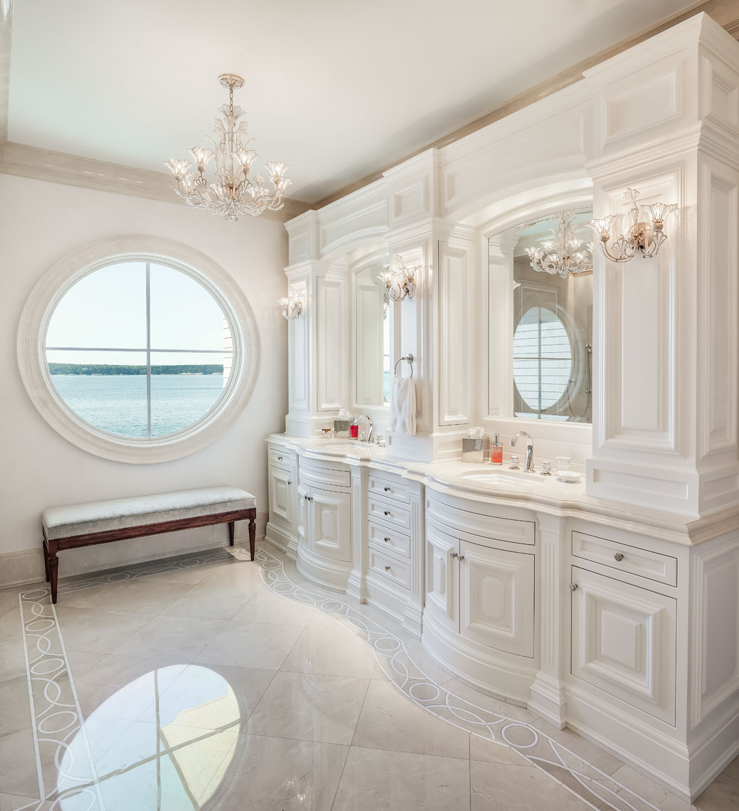 Knickerbocker Residential Interior Bathroom